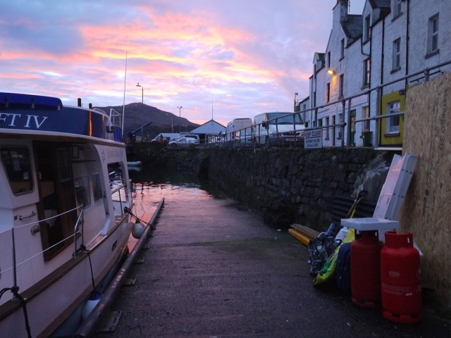Portree Sunrise