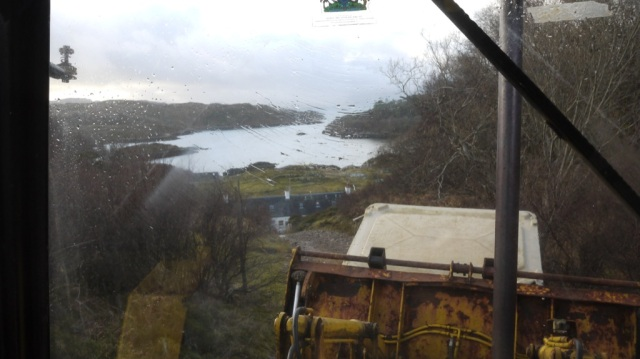 The View from the JCB