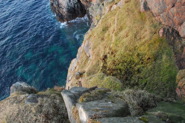 The Grassy Cliff