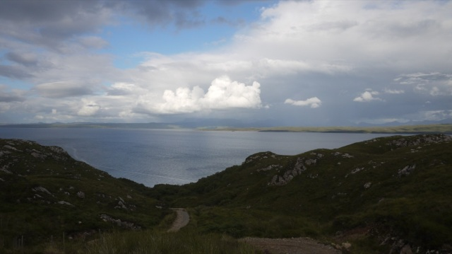 Rain Clouds Over Shieldaig