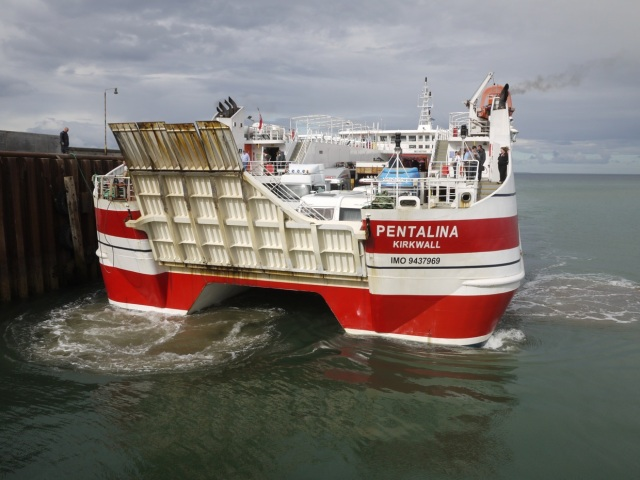 MV Pentalina