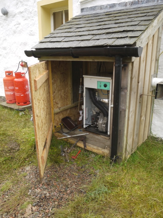 The Heating Cabin