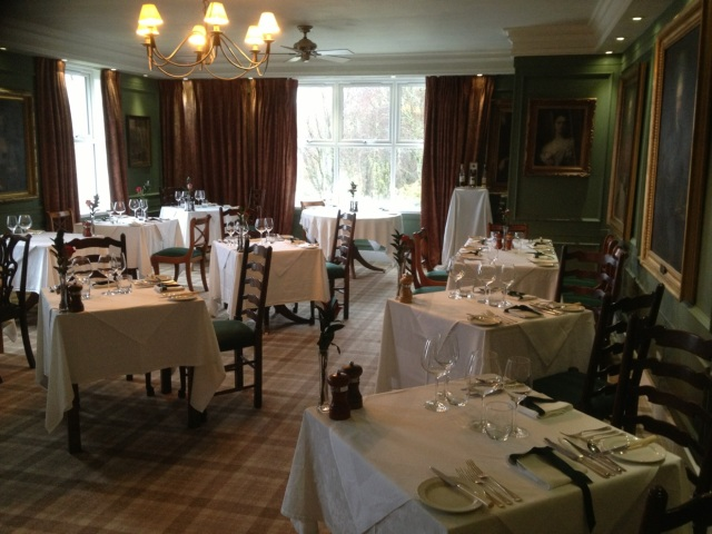 The Dining Room Kinloch