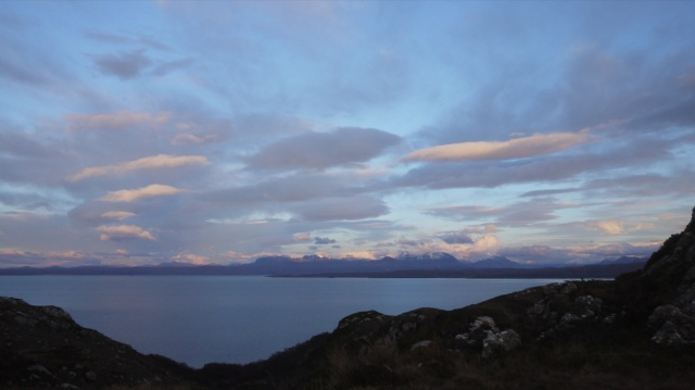 Torridon Late On