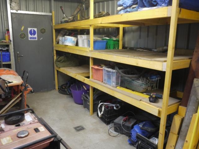 The New Shelves