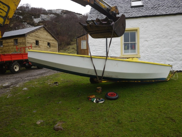 The New Rowing Boat