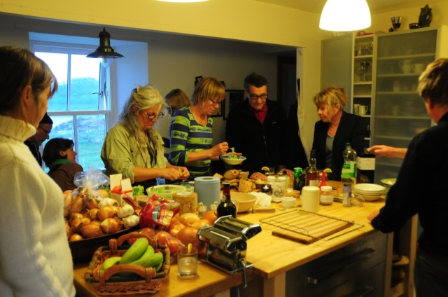 Cookery Discussion