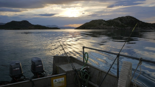 Fishing At kyle Rona End of the Day