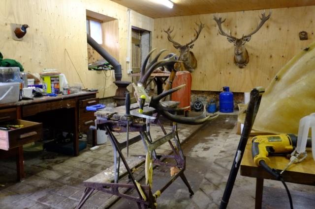 Stuart's Workshop.