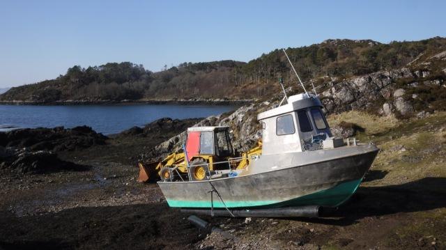 Boat Prep'