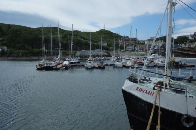 Cannot Keep Away From a Harbour