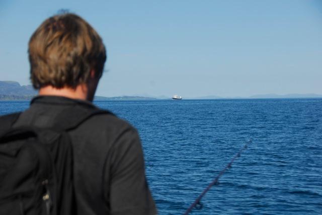 Flat Calm Fishing