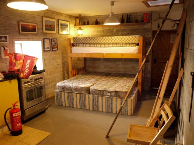 Bunkhouse Makeover