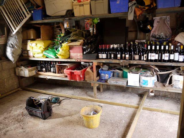 Wine Spring Clean