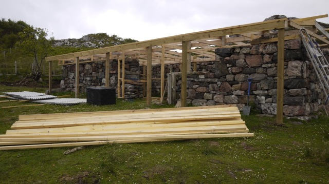 The Sheep Shed/Bothy