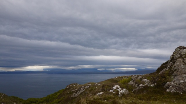 Grey Skies Over Torridon