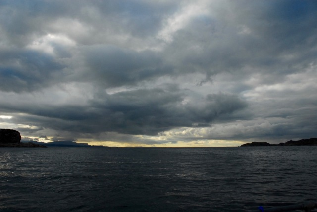 Looking to Staffin and Harris