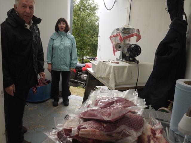 Having a Butchers