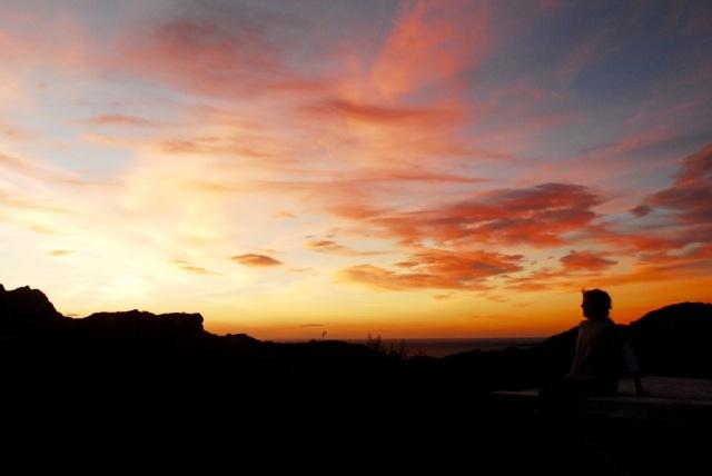 Calm Sunset Night