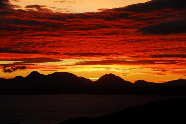 Torridon Sunrise