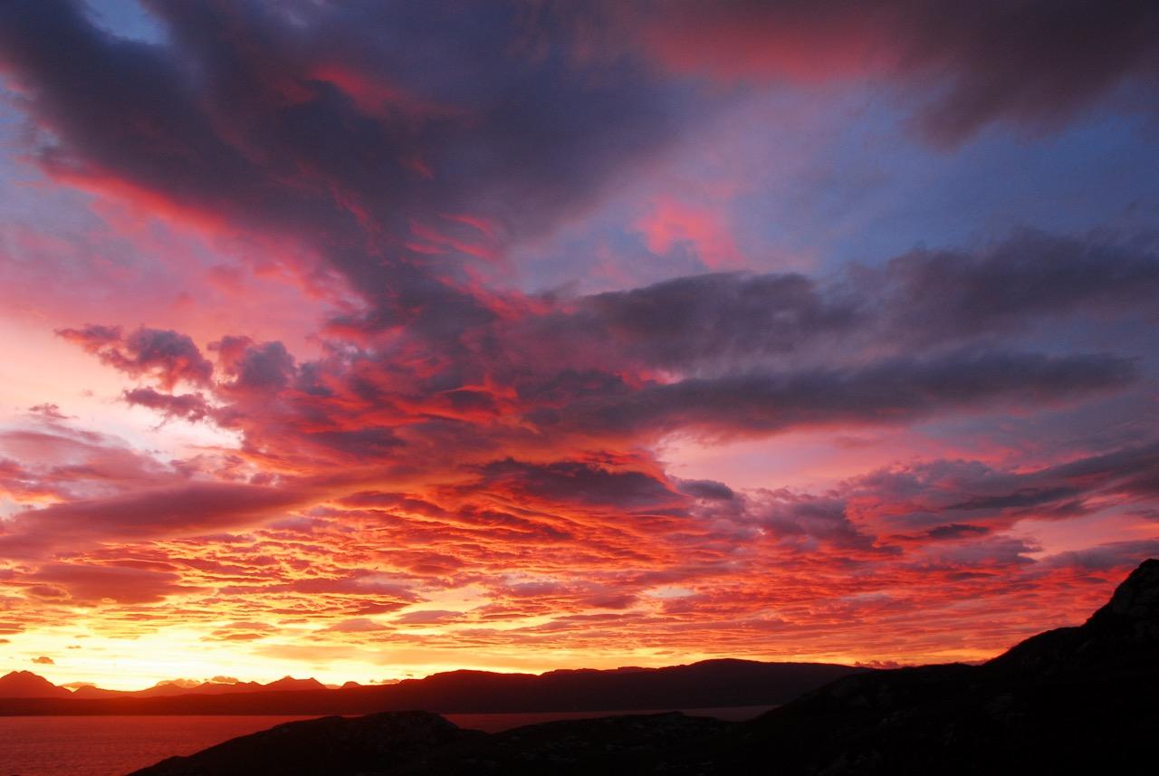 Torridon Sunrise 3rd Oct (3)