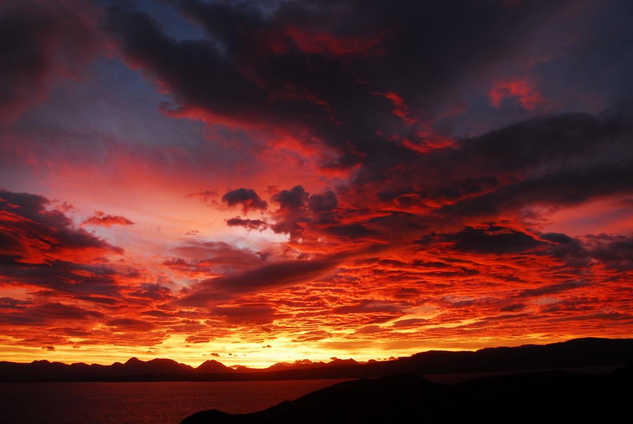 Torridon Sunrise 3rd Oct (1)