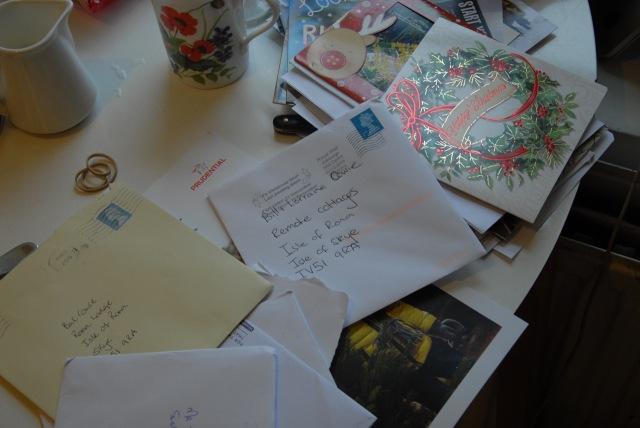 Xmas Mail