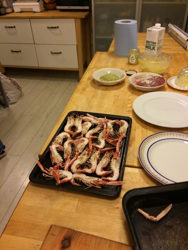 Welcome Seafood