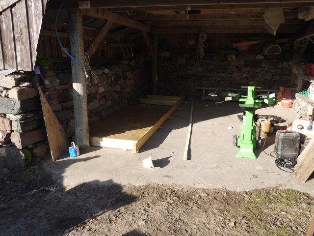 The New Log Splitter